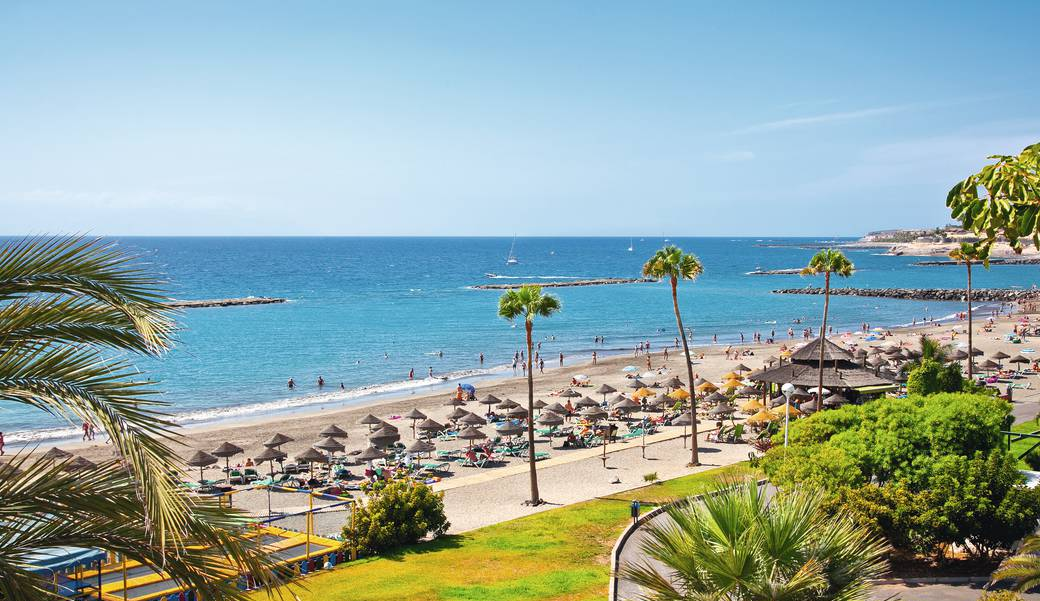 tenerife in may